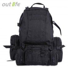 Outlife 50L Outdoor Molle Multifunctional Backpack