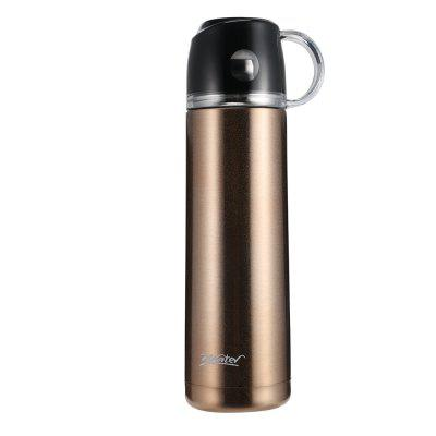 500ML Stainless Steel Vacuum Water Bottle