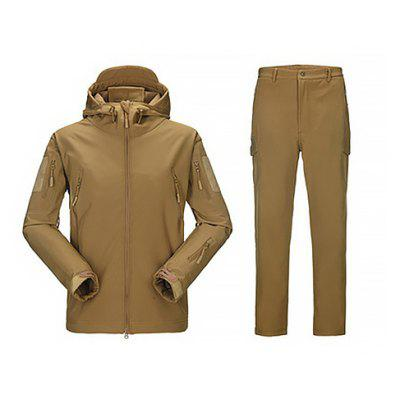 Outdoor Tactical Soft Shell Suit