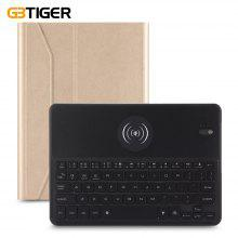 GBTIGER Magnetic Wireless Charging Bluetooth Keyboard