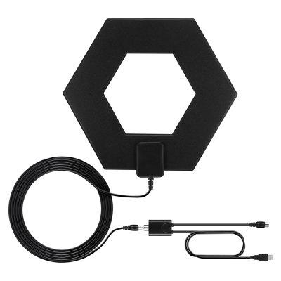 ALFH022B - N HDTV Antenna with 10 feet Coaxial Cable