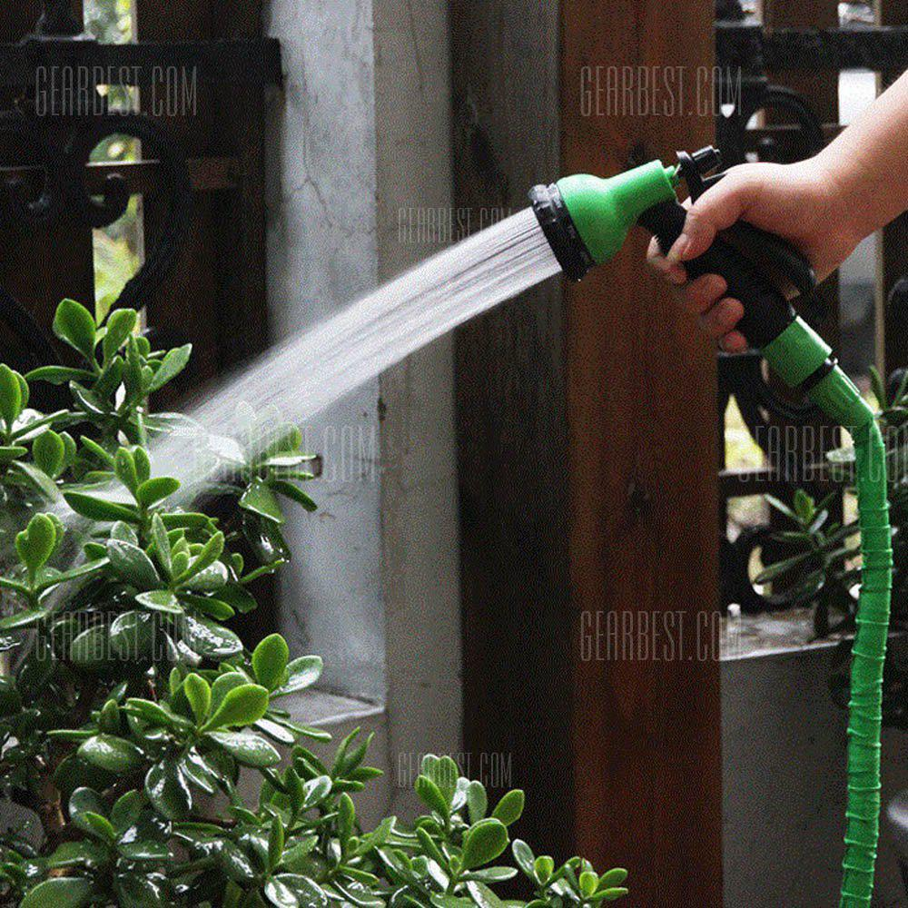 Garden Magic Water Spray Head Pipe Nozzle with 8 Modes