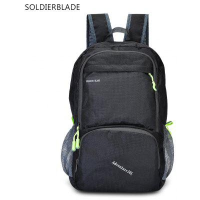 SOLDIERBLADE Folding Sport Backpack Camping Hiking Bag