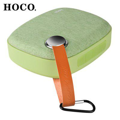 HOCO BS8 Bluetooth Speaker Green coupons