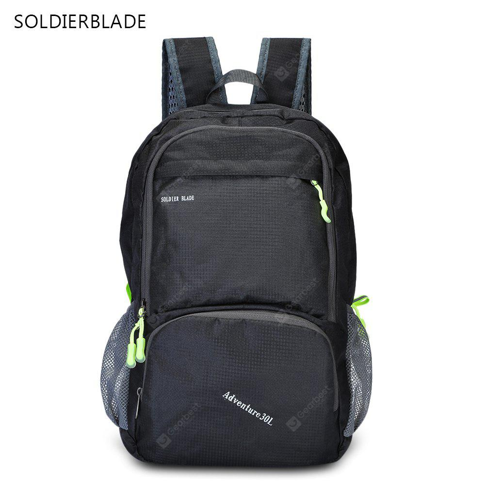 50d2c8bc21 SOLDIERBLADE Folding Sport Backpack Camping Hiking Bag - 0.00 ...
