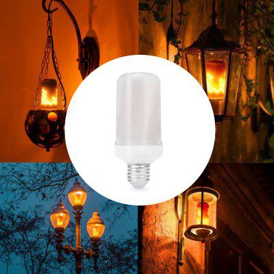 LED Flame Light Bulb Emulation Flaming Decorative LampNovelty lighting<br>LED Flame Light Bulb Emulation Flaming Decorative Lamp<br><br>Bulb Base Type: E26, E27<br>Package Contents: 1 x Bulb<br>Package Size(L x W x H): 5.50 x 5.50 x 14.00 cm / 2.17 x 2.17 x 5.51 inches<br>Package weight: 0.1200 kg<br>Product Size(L x W x H): 5.30 x 5.30 x 12.50 cm / 2.09 x 2.09 x 4.92 inches<br>Product weight: 0.0790 kg<br>Support Dimmer: Yes