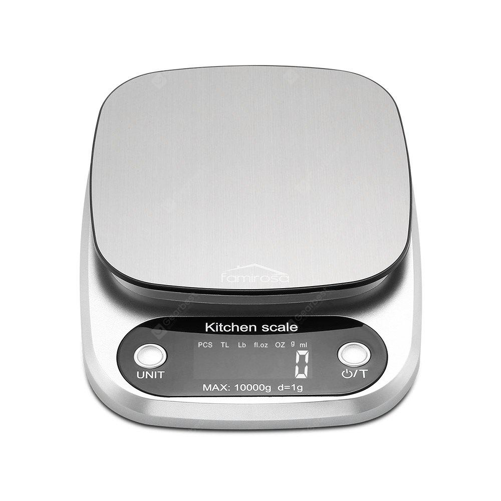 Famirosa C305 Digital Kitchen Scale with Tare Function - $11.63 Free ...