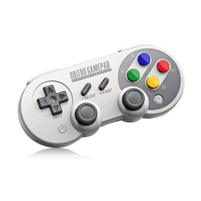 8Bitdo SF30 Pro Wireless Bluetooth Controller with Joystick  -  GRAY