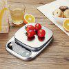 C305 Digital Multifunctional Kitchen Weight Scale - SILVER