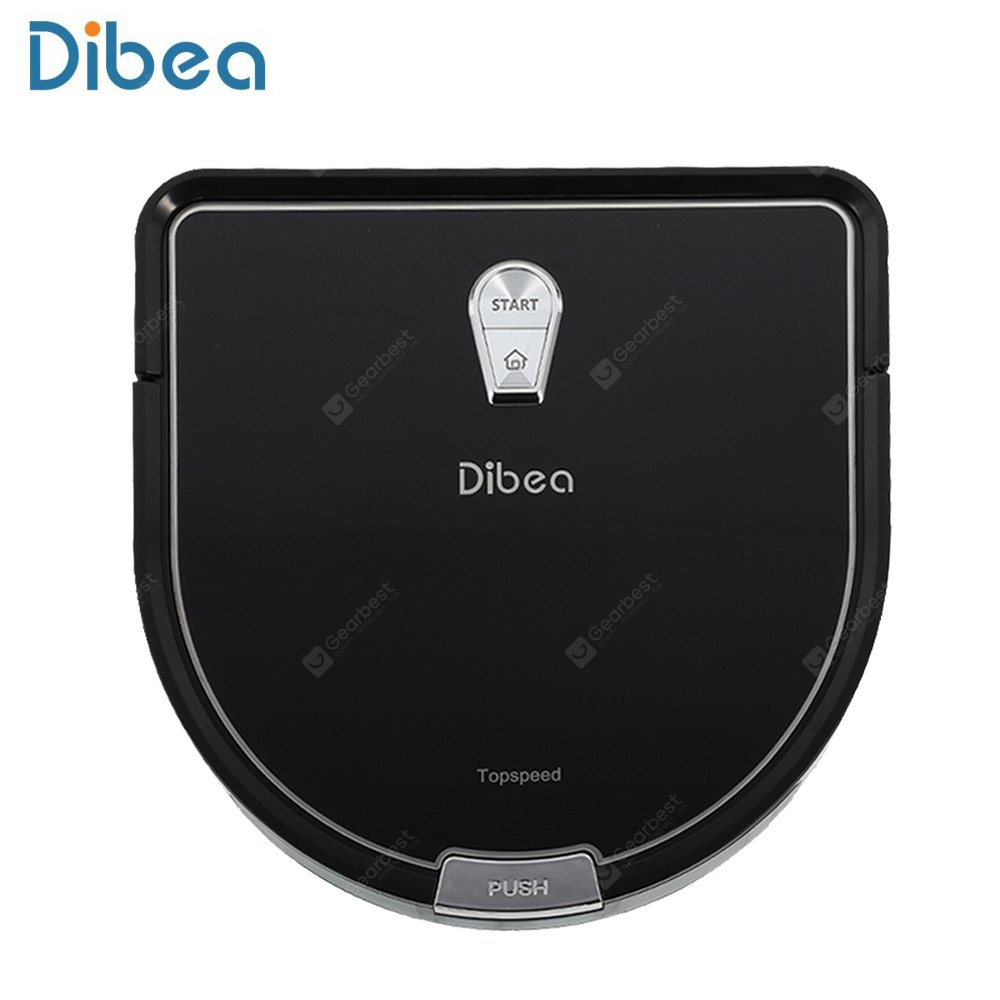 Image result for Dibea D960 Wireless Sweeper Vacuum Cleaner