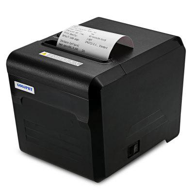 GOOJPRT JP80A Thermal Receipt Printer Printing Machine