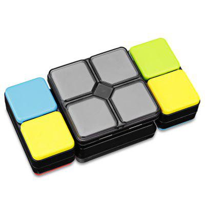 3001 Electric Magic Cube Four Game Modes Educational Toys