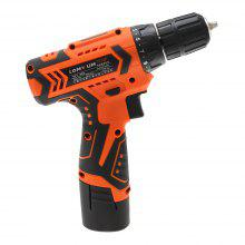 12V Rechargeable Cordless Power Electric Drill Drilling Tool