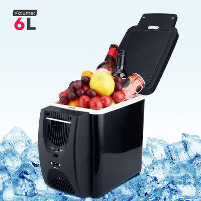 Car Type Electrical Cooler Heater Portable Refrigerator