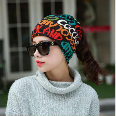 GL-F0052-S Korean Version Of The Hat Warm Header Turban