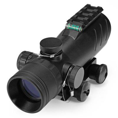 Tactical 1X30 Red Dot Illuminated Sight for 20MM Rail