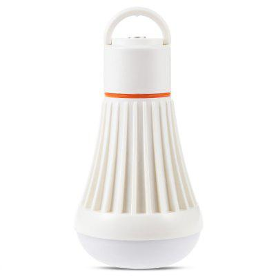 3W Rechargeable LED Bulb Battery Lamp for Home Outdoor