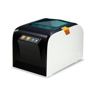 GOOJPRT JP - 3100TU Thermal Label Printer Printing MachinePrinters<br>GOOJPRT JP - 3100TU Thermal Label Printer Printing Machine<br><br>Brand: GOOJPRT<br>Model Number: JP - 3100TU<br>Package Contents: 1 x Thermal Printer, 1 x CD Drive, 1 x Roller, 1 x USB Cable, 1 x Charger Adapter, 1 x Charger Cable, 1 x English User Manual<br>Package Size(L x W x H): 21.50 x 20.50 x 16.00 cm / 8.46 x 8.07 x 6.3 inches<br>Package weight: 1.5220 kg<br>Product Size(L x W x H): 17.80 x 12.70 x 11.40 cm / 7.01 x 5 x 4.49 inches<br>Product weight: 0.9540 kg<br>Type: Thermal Sensitive Resistance