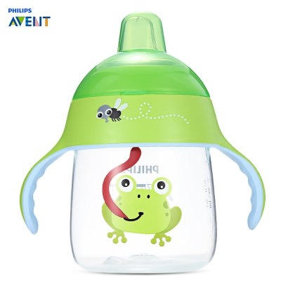 Philips Avent 9oz / 260ml Handle Drinking Baby Sipping Bottle