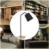 Modern LED Table Desk Lamp for Bedroom Living Room - BLACK