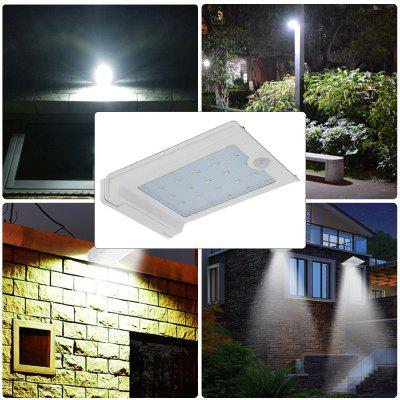 Outdoor Led Lighting Solar Lamp Light Waterproof StreetOutdoor Lights<br>Outdoor Led Lighting Solar Lamp Light Waterproof Street<br><br>Is Bulbs Included: Yes<br>Is Dimmable: No<br>Light Source: LED Bulbs<br>Package Contents: 1 x Solar Light, 2 x Screw ( With Expansion Pillar-Hinge ), 1 x Switch Pin, 1 x English User Manual<br>Package Size(L x W x H): 32.00 x 16.00 x 4.00 cm / 12.6 x 6.3 x 1.57 inches<br>Package weight: 0.3970 kg<br>Product weight: 0.2860 kg<br>Style: Modern
