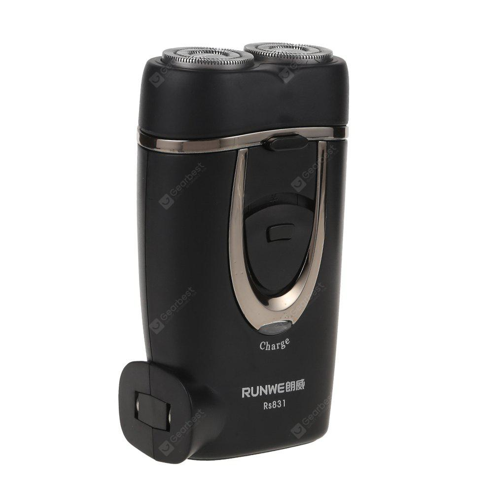 Rs831 Rechargeable Electric Shaver