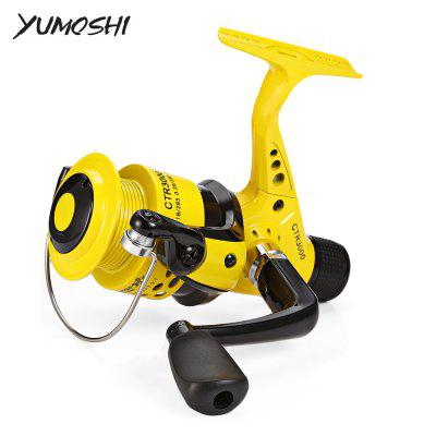 YUMOSHI 12BB 5.5:1 Plastic Fishing Spinning Reel