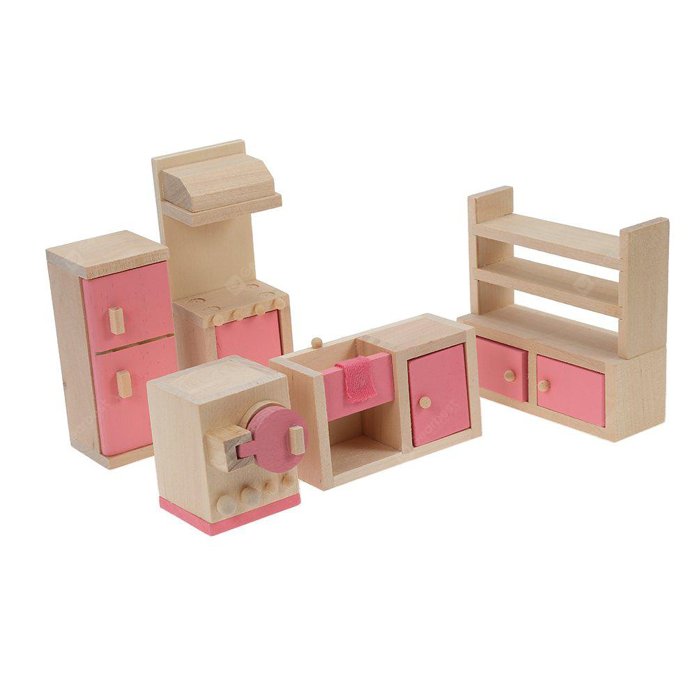 cheap wooden dollhouse furniture. Cute Miniature Set Dollhouse Furniture Kids Toy Gift Children Cheap Wooden I