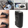 Rs862 Double-head Electric Shaver - BLACK
