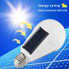 E27 - 7W Portable Solar Panel LED Bulb Emergency Light - WHITE