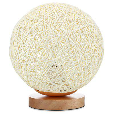 CF036 Rattan Ball Table Lamp