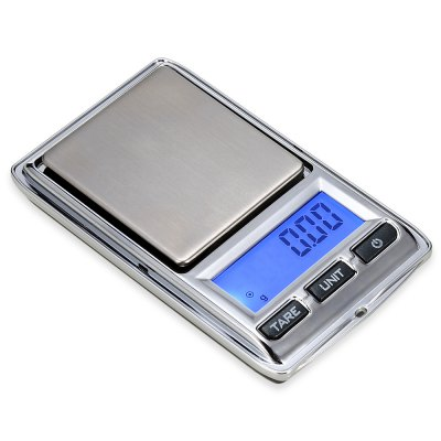 100g / 0.01g Mini Jewelry Drug Digital Portable Pocket Scale