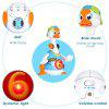 hola 828 Goose Hip-hop Swing Dance Educational Toy - MULTI