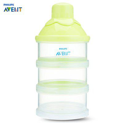 Philips Avent Portable Baby Milk Powder 3 Screw-on Containers