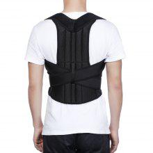 Adjustable Back Brace Posture Corrector Support Shoulder Belt