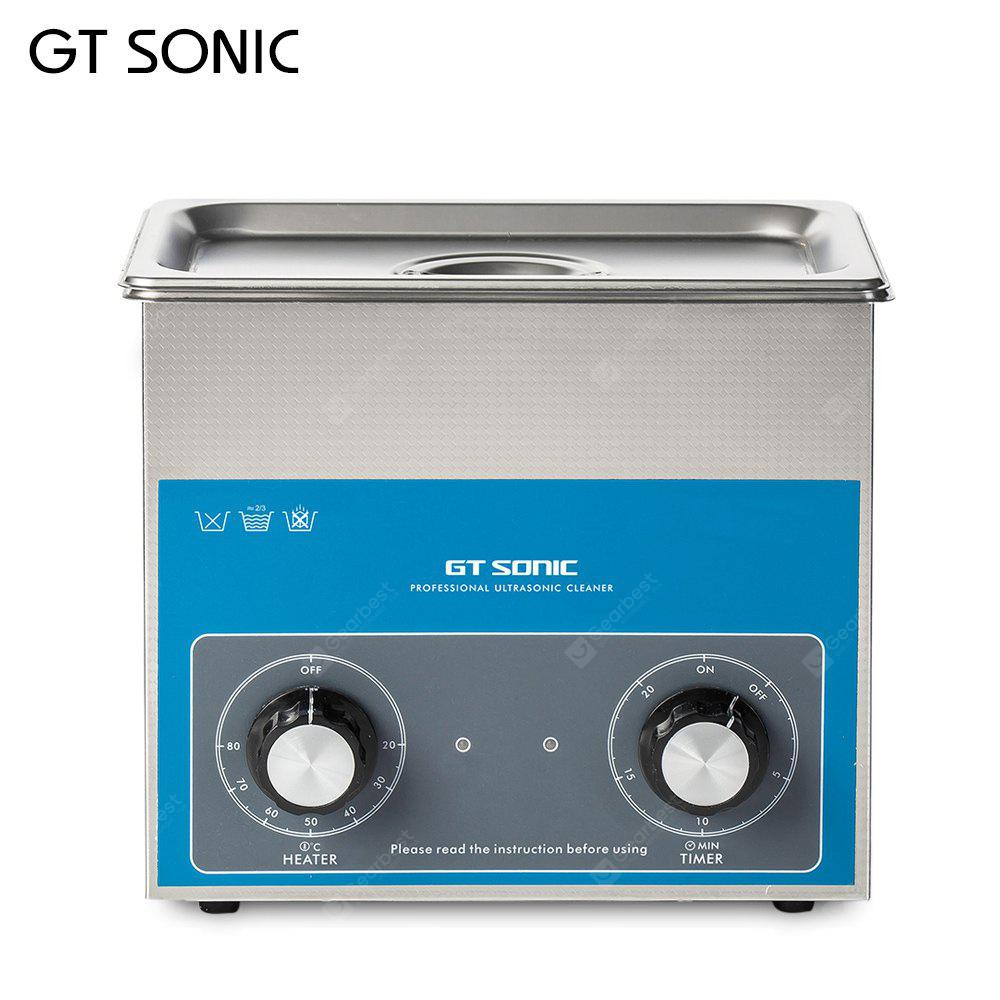 GT Sonic 3L Manicure Ultrasonic Cleaner Sterilizing Nail Tools