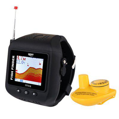 FF518 Wireless Sonar Fish Finder