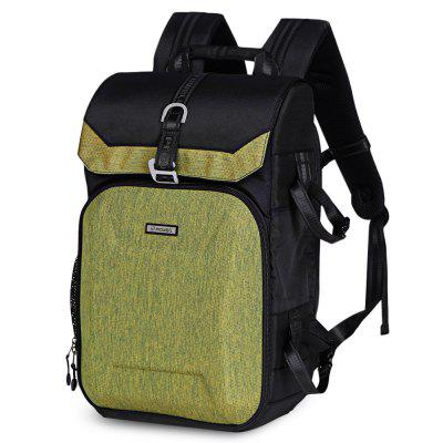 PROWELL DC22334 Water Resistant Camera Backpack