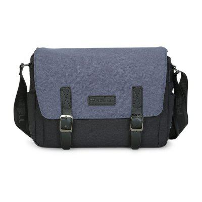 PROWELL DC22338 Water Resistant Camera Messenger BagCamera Bags<br>PROWELL DC22338 Water Resistant Camera Messenger Bag<br><br>Package Contents: 1 x Bag<br>Package Size(L x W x H): 34.50 x 12.50 x 24.50 cm / 13.58 x 4.92 x 9.65 inches<br>Package weight: 0.6200 kg<br>Product weight: 0.6100 kg