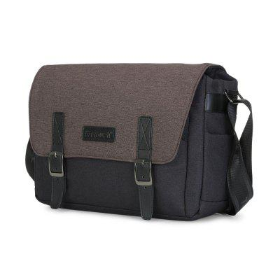 PROWELL DC22338 Water Resistant Camera Messenger Bag