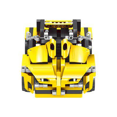 Remote Control SUV Car Building Block Toy 423pcs