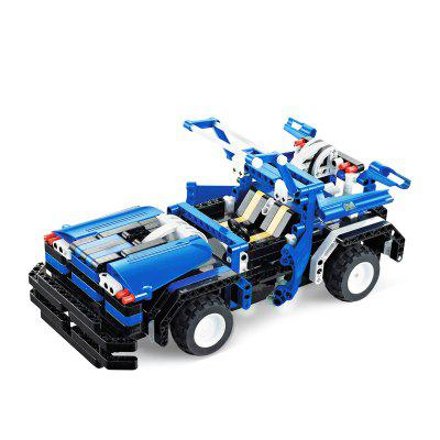 Technic Radio Remote Control Sports Car Building Block 445pcs