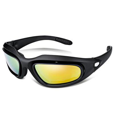 C6 Outdoor Sports Sun Glasses Tactical Hunting UV Protection