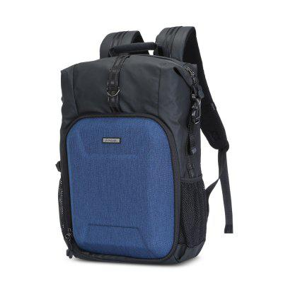PROWELL DC22345 Water Resistant Camera Backpack
