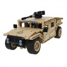 Remot-controlled Off-road Vehicle Building Block Toy 502pcs