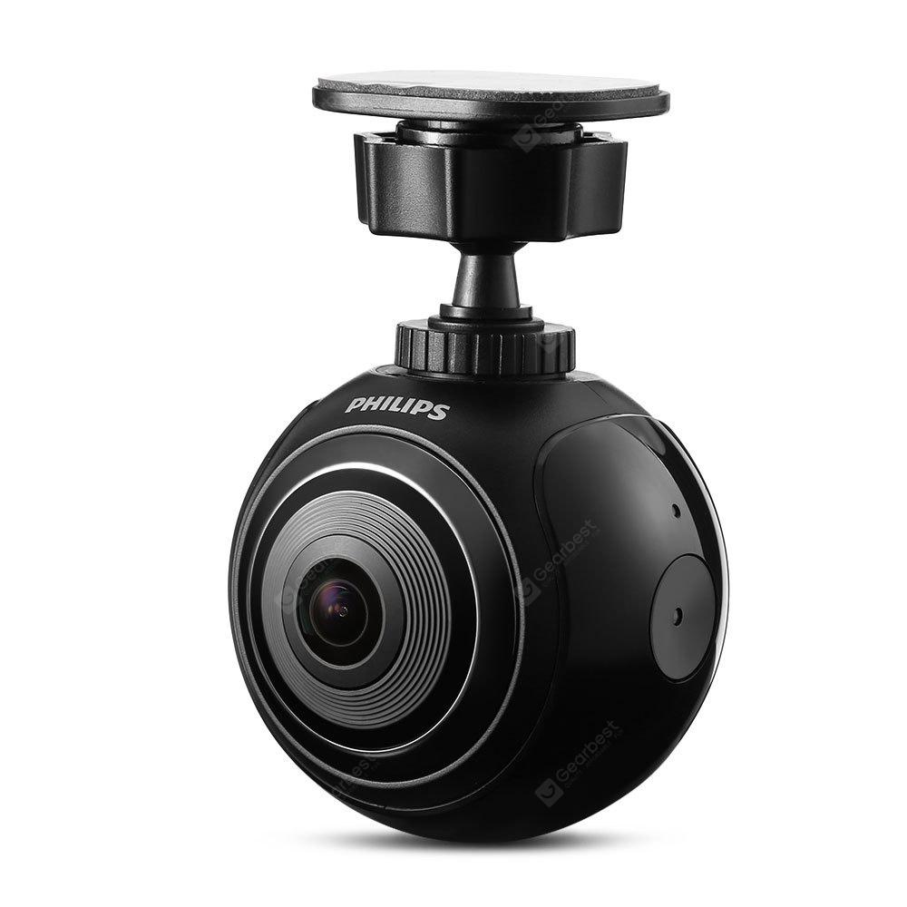 Image result for Xiaomi PHILIPS VR - ADR920 Dash Cam 1440P 360 Degree Dual Lenses