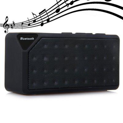 Cube X3 Mini Altavoz de Bluetooth V2.1 Inalámbrico