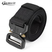 Gameit Military Tactical Belt Waist Strap with Buckle