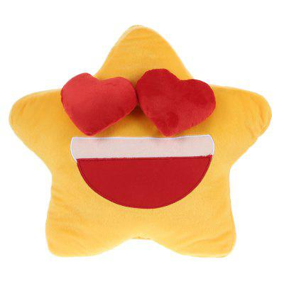 Star Shape Soft Plush Stuffed Pillow Bed Sofa Decoration