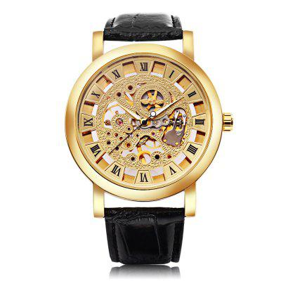 Winner F1205236 Men Mechanical WatchMens Watches<br>Winner F1205236 Men Mechanical Watch<br><br>Band Length: 8.27 inch<br>Band Material Type: Leather<br>Band Width: 20mm<br>Case material: Alloy<br>Case Shape: Round<br>Clasp type: Pin Buckle<br>Dial Diameter: 1.77 inch<br>Dial Display: Analog<br>Dial Window Material Type: Hardlex<br>Gender: Men<br>Movement: Mechanical Hand Wind<br>Package Contents: 1 x Watch<br>Package Size(L x W x H): 27.50 x 6.00 x 2.00 cm / 10.83 x 2.36 x 0.79 inches<br>Package weight: 0.094 kg<br>Product Size(L x W x H): 26.50 x 5.00 x 1.00 cm / 10.43 x 1.97 x 0.39 inches<br>Product weight: 0.073 kg<br>Style: Business